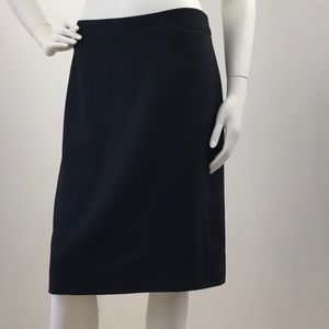 Classiques Entier Career Pencil Skirt 100% Wool 10